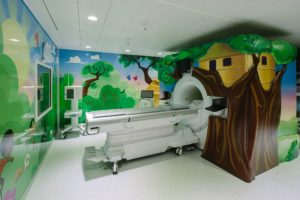 Painting Healthcare Facilities