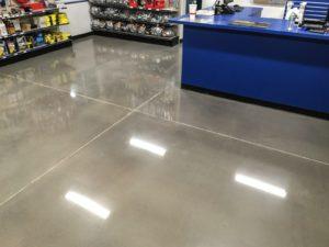 Refinishing Options for Concrete Floors